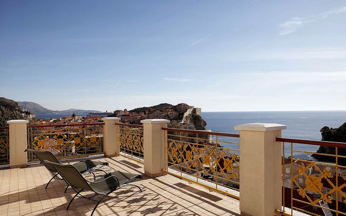 Hotel-Hilton-Imperial-Dubrovnik-Roof-terrace