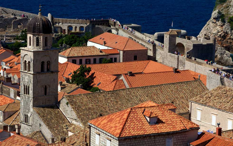 The Franciscan Monastery Dubrovnik