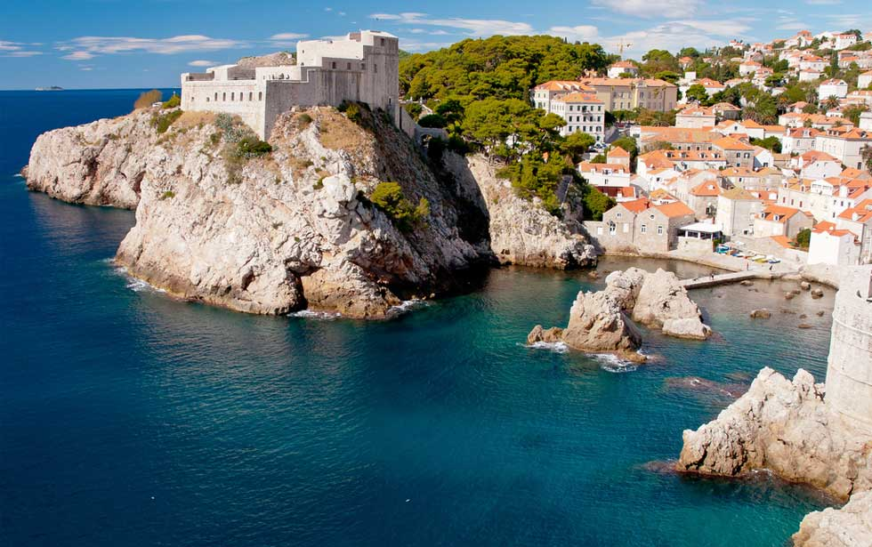 Lovrijenac Dubrovnik Photo by Erwan Martin (Flickr)