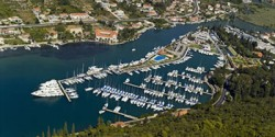 ACI marina next to Dubrovnik