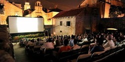 Open cinema Jadran, Dubrovnik
