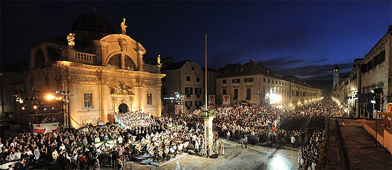 69TH Dubrovnik Summer Festival