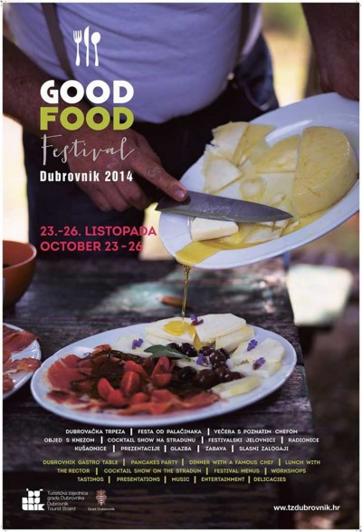 Dubrovnik good food festival