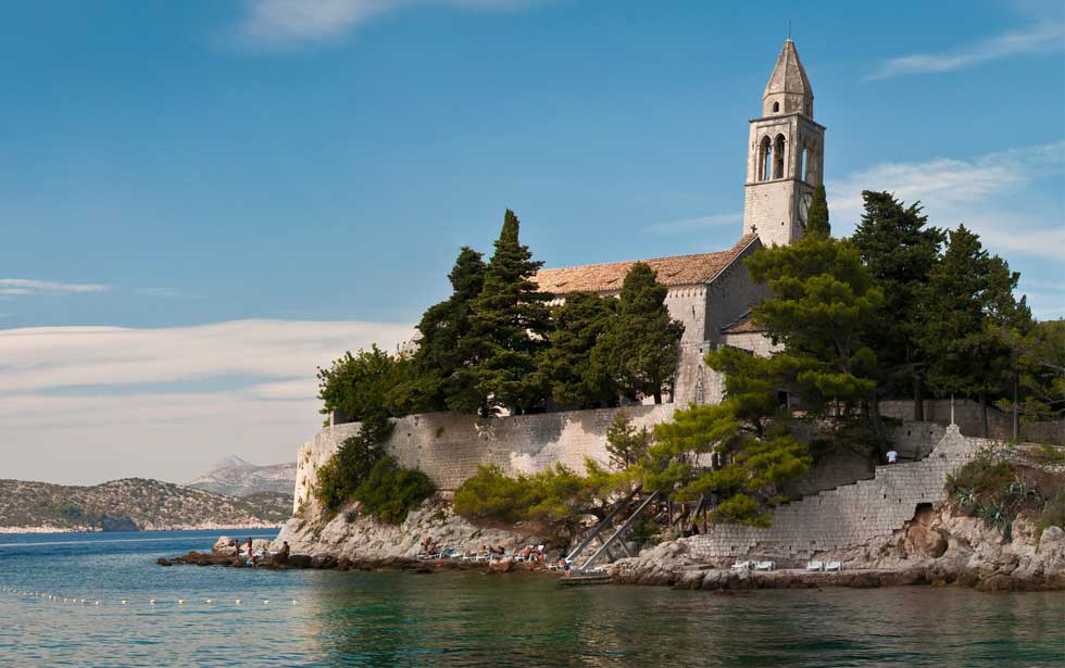 Dubrovnik to Elaphiti islands ferry (2019 timetable)