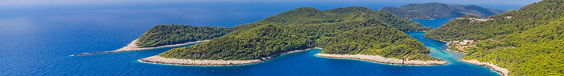 The Mljet National Park
