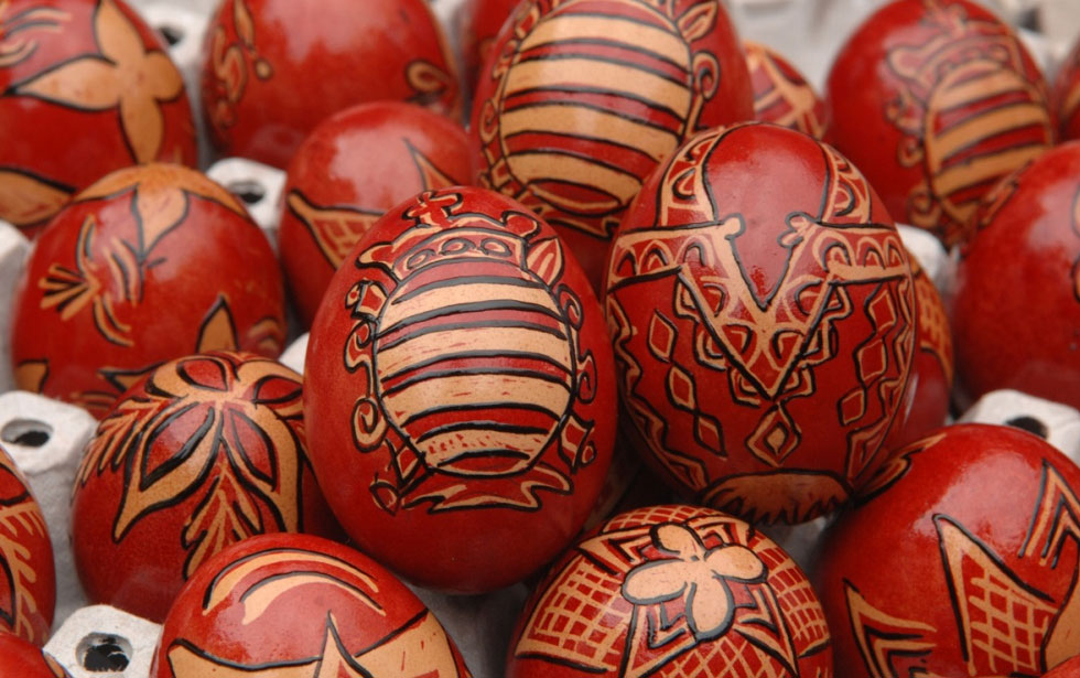 Easter eggs by dulist.hr